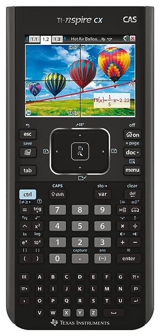 41 opinioni per Texas Instruments TI Nspire CX CAS Calcolatrice