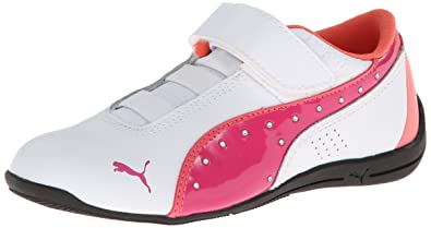 Amazon.com  PUMA Drift Cat 6 Diamonds V Sneaker (Infant Toddler ... 5af5d56b5f