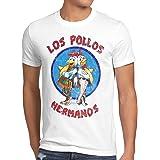 style3 Los Pollos Camiseta para hombre T-Shirt