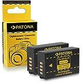 2x Batteria EN-EL20 per Nikon 1 J1 | 1 J2 | 1 J3 | 1 S1 | Coolpix A