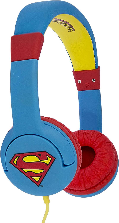 OTL Technologies JUNIOR Kinder Kopfhörer Superman