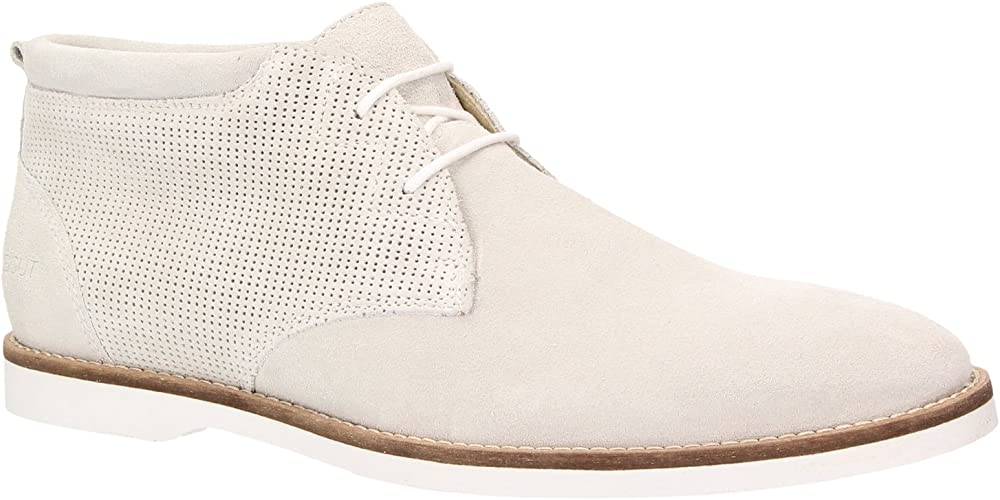 suede high top trainers