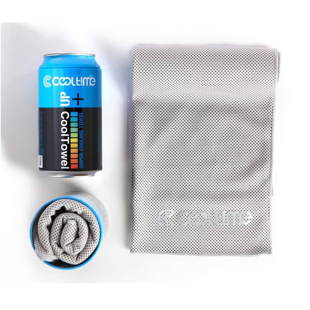 Cold Sense Sports Toallitas higiénicas absorbentes de Secado rápido para el Hielo Toallas para Toallas de Hielo sensibles al Hielo (Color : Negro): ...