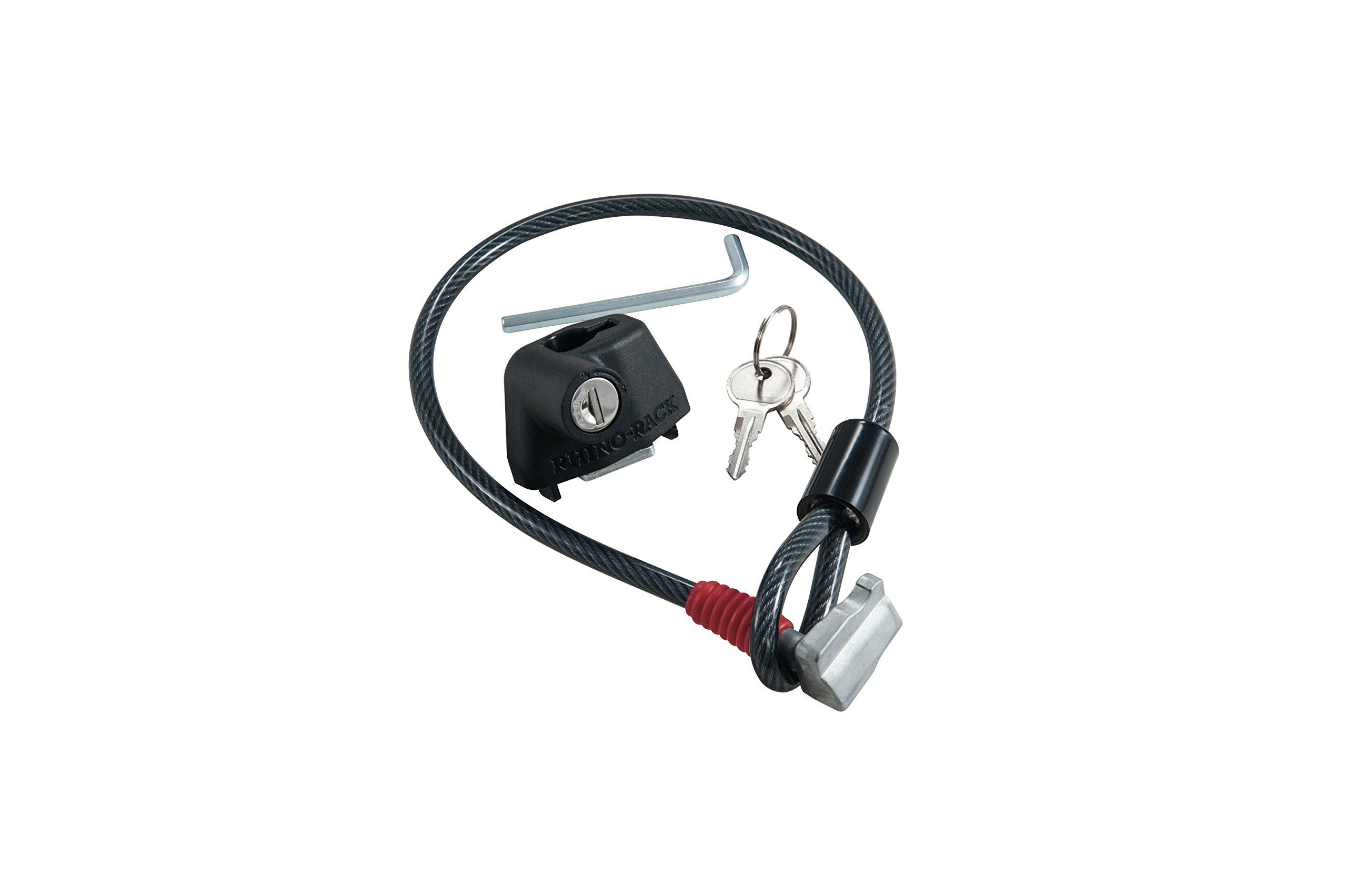 Rhino Rack 43205 Vortex Aero Cable Core Lockdowns, 23''