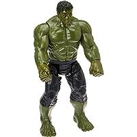Marvel Infinity War Titan Hero Series - Hulk with Titan Hero Power FX Port  (Multi Color)