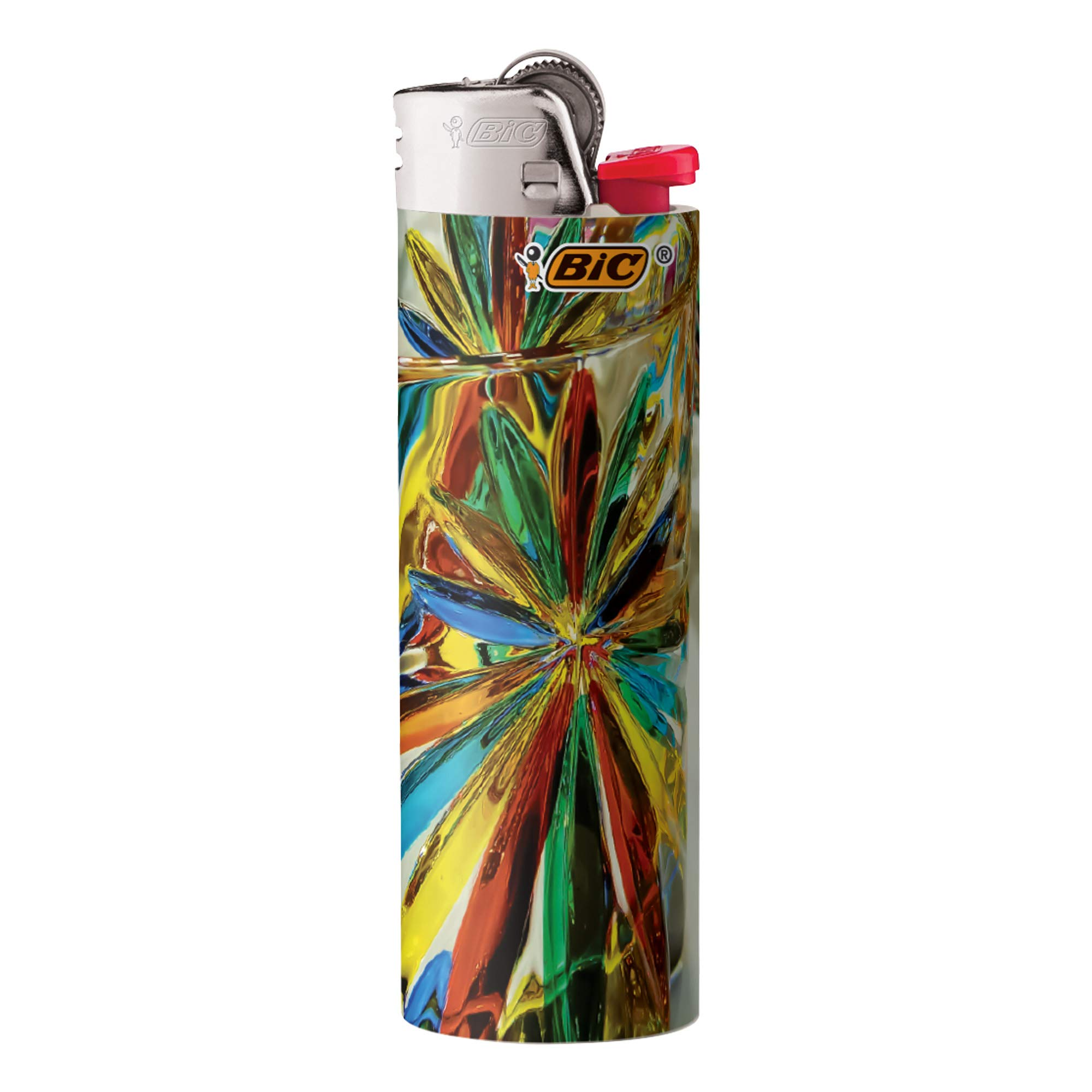BIC Special Edition Blown Glass Series Lighters, Set of 8 Lighters by BIC (Image #3)