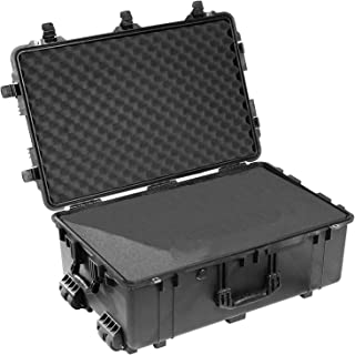 product image for Pelican 1650 Camera Case With Foam, Black