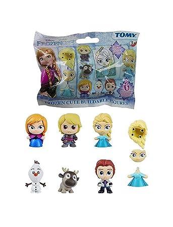 Tomy T8927eu1 Disney Frozen Cute Figuren Zum Basteln