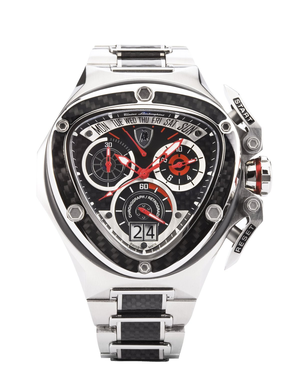 Tonino Lamborghini 3019 Spyder Chronograph Watch by Tonino Lamborghini