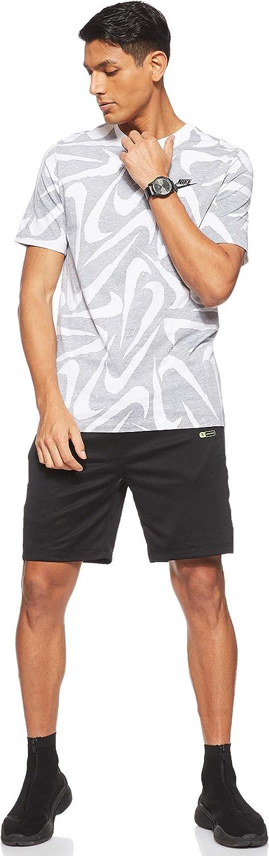 Nike M NSW Hand Drawn AOP SS tee Camiseta de Manga Corta Hombre