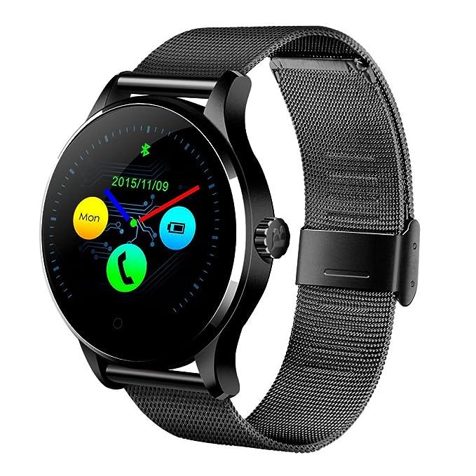 GBlife K88H - Reloj Inteligente Bluetooth con Monitor de ...