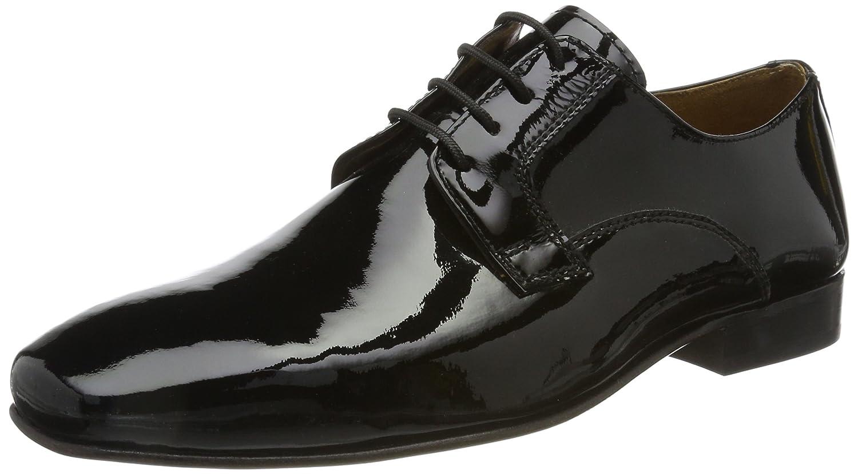 TALLA 46 EU. Manz Mali Ago G, Zapatos de Cordones Derby para Hombre