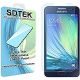SDTEK Samsung Galaxy A3 Protector de Pantalla Cristal Vidrio Templado Glass Screen Protector