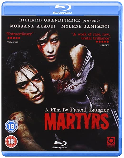 Martyrs Edizione: Regno Unito Reino Unido Blu-ray: Amazon.es ...