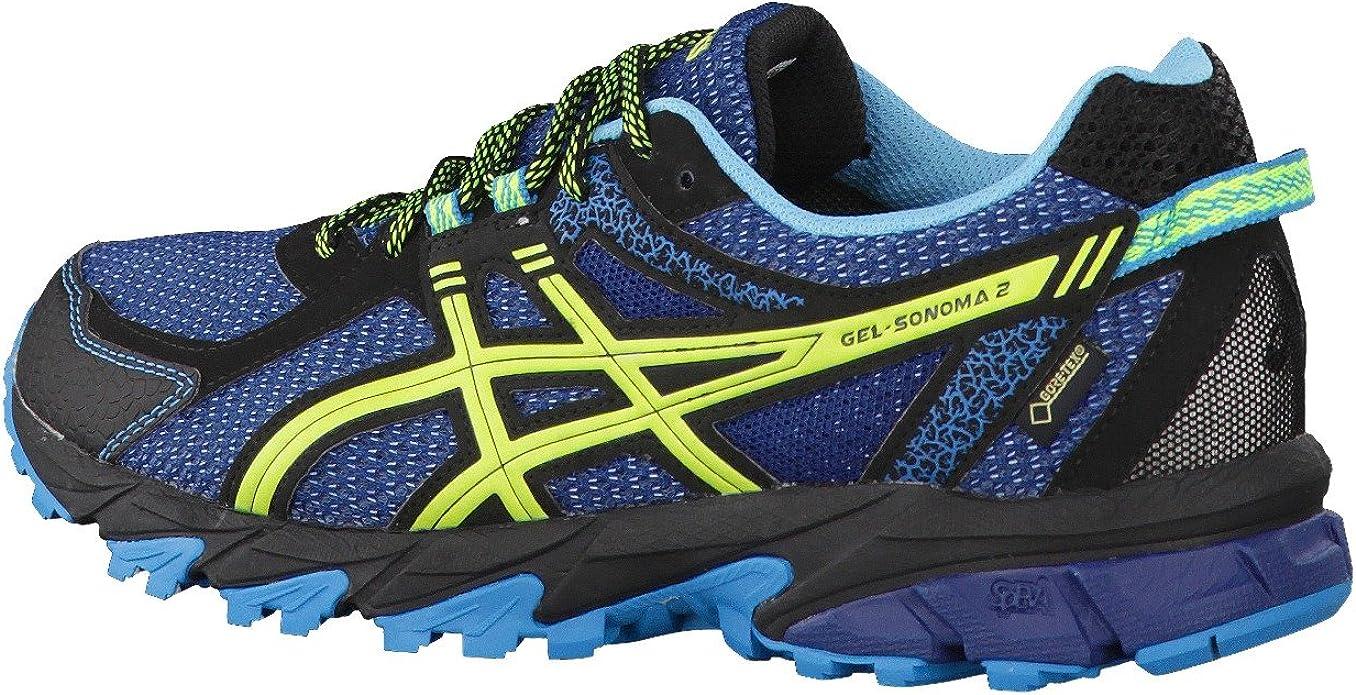 Asics Gel Sonoma 2 Gore-Tex Zapatilla para Correr - 50.5: Amazon.es: Zapatos y complementos