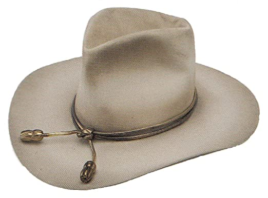 "9880e085 Image Unavailable. Image not available for. Color: Resistol John Wayne  Collection ""Fort"" 10X Fur Felt Hat"