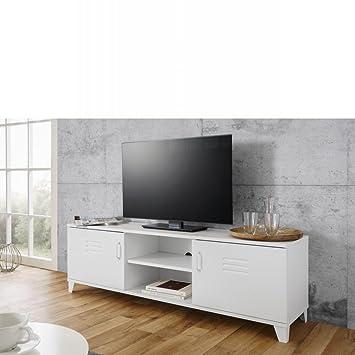 TV Lowboard TV Board U0026quot;LOFT 8u0026quot; TV Schrank 160 X