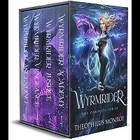 Wyrmrider Boxed Set: Books 1-4 (The Fomorian Wyrmriders) (English Edition)