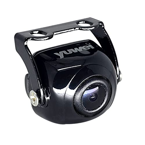 Yuwei Backup Camera with 170 Degree Wide Viewing Angle High Definition and Waterproof IP 68