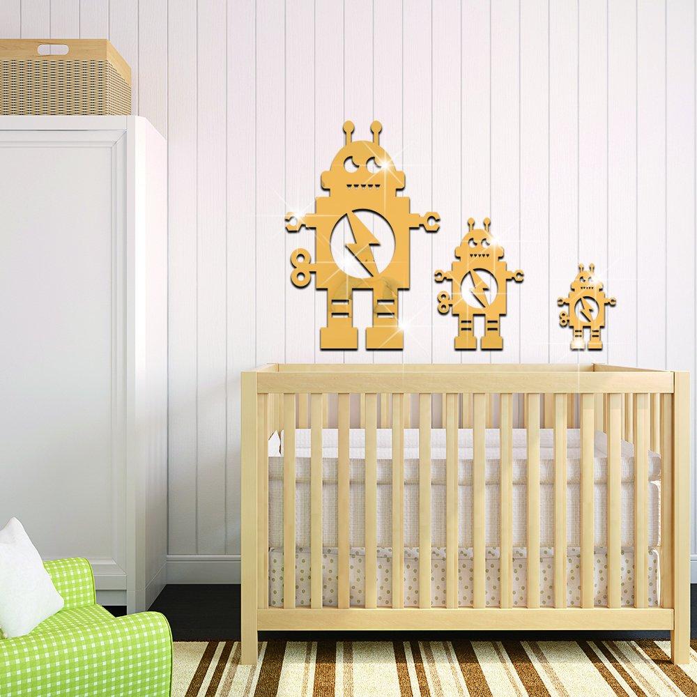 Amazon.com: Minisland Large Wall Decals Sticker for Kids Boys Girls ...