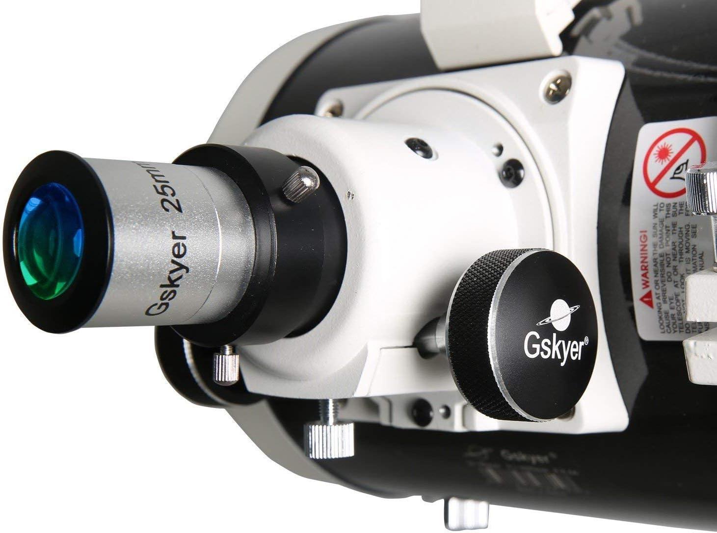 German Technology Scope 80mm AZ Space Astronomical Refractor Telescope Gskyer Telescope