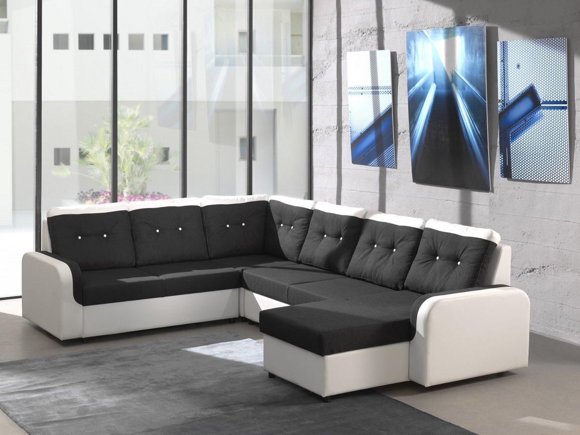 Ecksofa Bond3 Mit Bettfunktion Schlaffunktion Wohnlandschaft Couch U