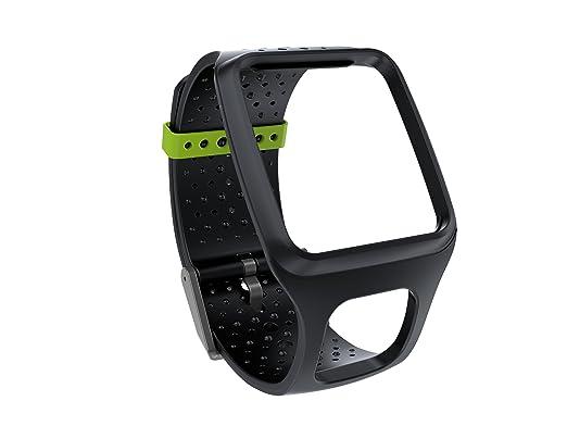 27 opinioni per TomTom Cinturino Regolabile Sottile per Orologi GPS Runner e Multi-Sport,