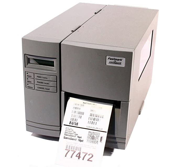 Fastmark Datasouth FM4602 Thermal Barcode Label Tag Printer