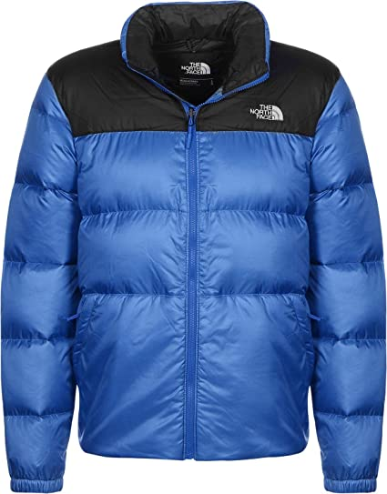 The North Face Nuptse III Chaqueta de Plumas Sea/Black