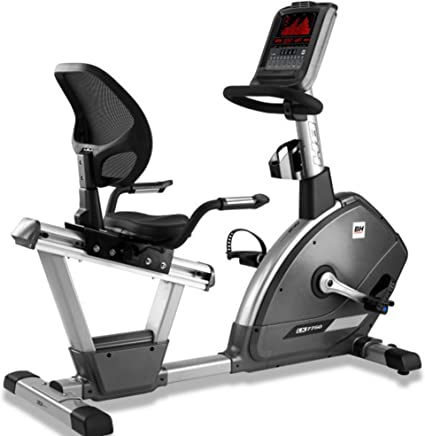 BH Fitness LK7750 RECUMBENT H775 bicicleta reclinada: Amazon.es ...