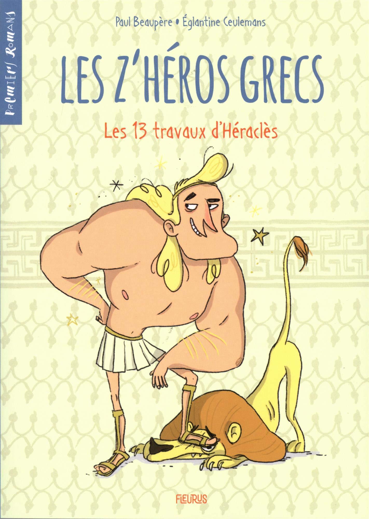 """Résultat de recherche d'images pour """"les z'héros grecs"""""""