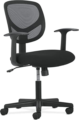 Sadie Swivel Mid Back Mesh Task Chair