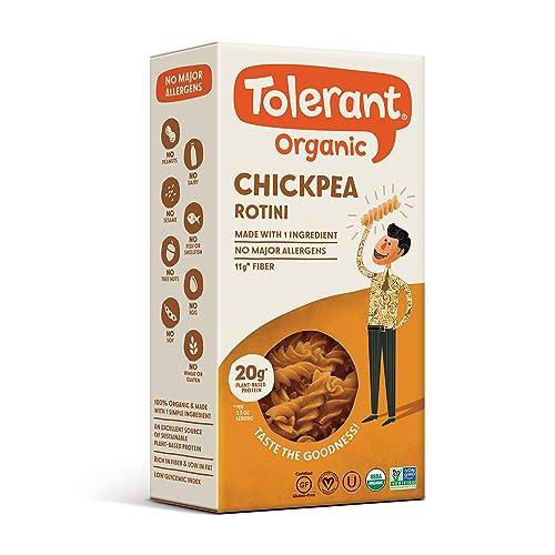 Tolerant Organic Chickpea Rotini