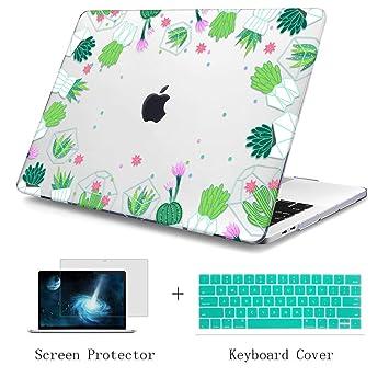 Amazon.com: CiSoo - Funda rígida para MacBook Air 11 de 13 ...
