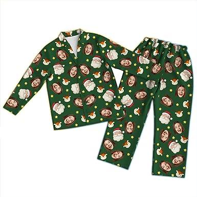 Conjunto de Pijama Personalizado con Foto Personalizada ...