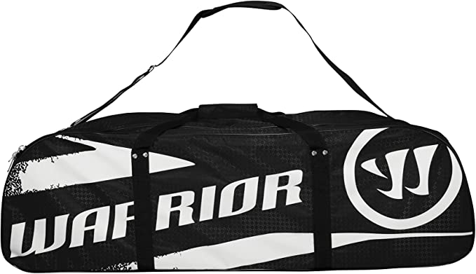 Warrior Black Hole T1 Bag - The Most Versatile Lacrosse Bag