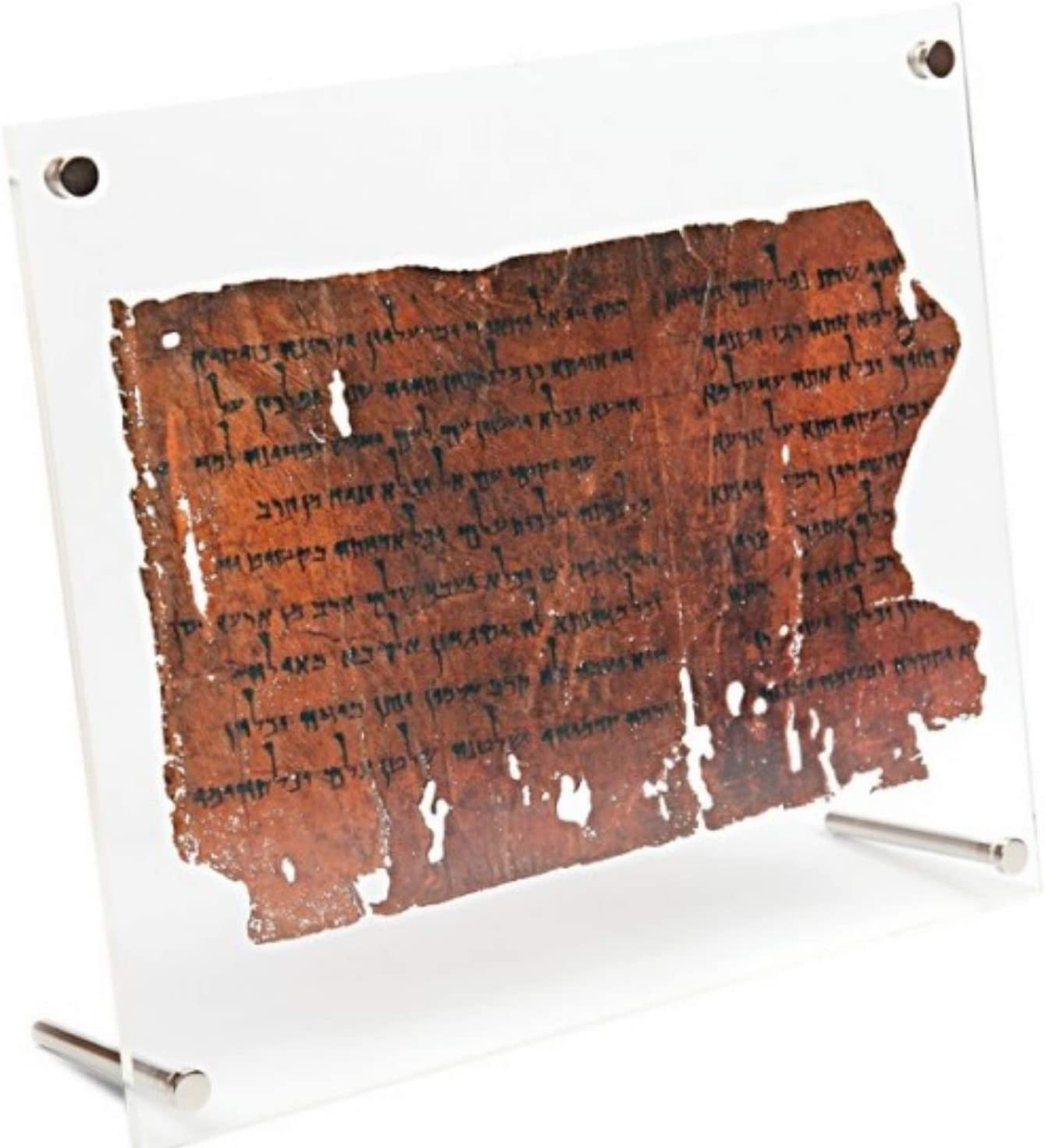 The 'Son of God' Scroll – The Aramaic Apocryphon of Daniel Dead Sea Biblical Manuscripts