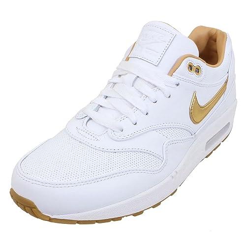 Nike Air MAX 1 FB Woven 616315 001 Zapatillas de Running
