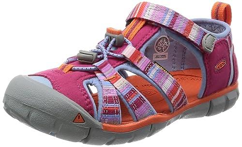 16eb057b4696 Keen Unisex Kids  Seacamp Ii CNX Closed Toe Sandals  Amazon.co.uk ...