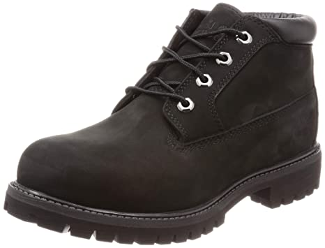 67c2bee84025 Amazon.com  Timberland Mens Icon Waterproof Chukka Nubuck Boots  Shoes