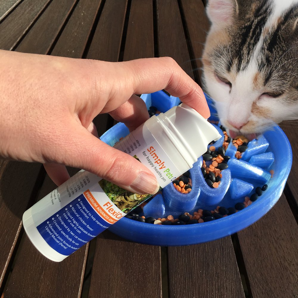 Liquid Joint Supplement for Cats