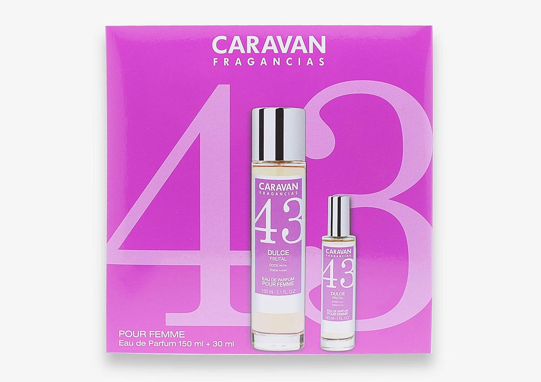 ESTUCHE CARAVAN FRAGANCIAS Nº43 EAU DE PARFUM PARA MUJER: Amazon.es: Belleza