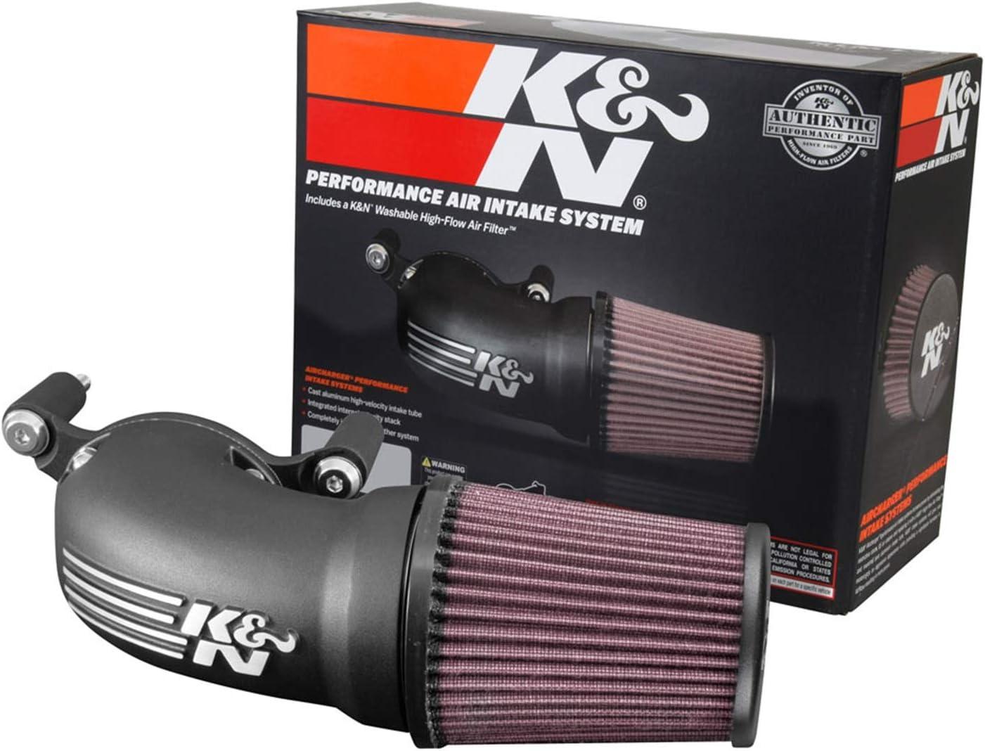 K/&N 57-1134 P Performance Air Intake System