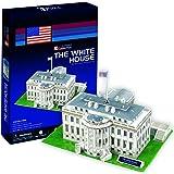 CUBIC FUN C060h - 3D Puzzle La Casa Bianca - Washington - USA