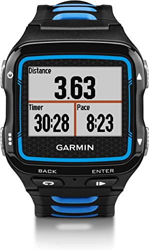 Garmin Forerunner 920XT Black Blue Watch