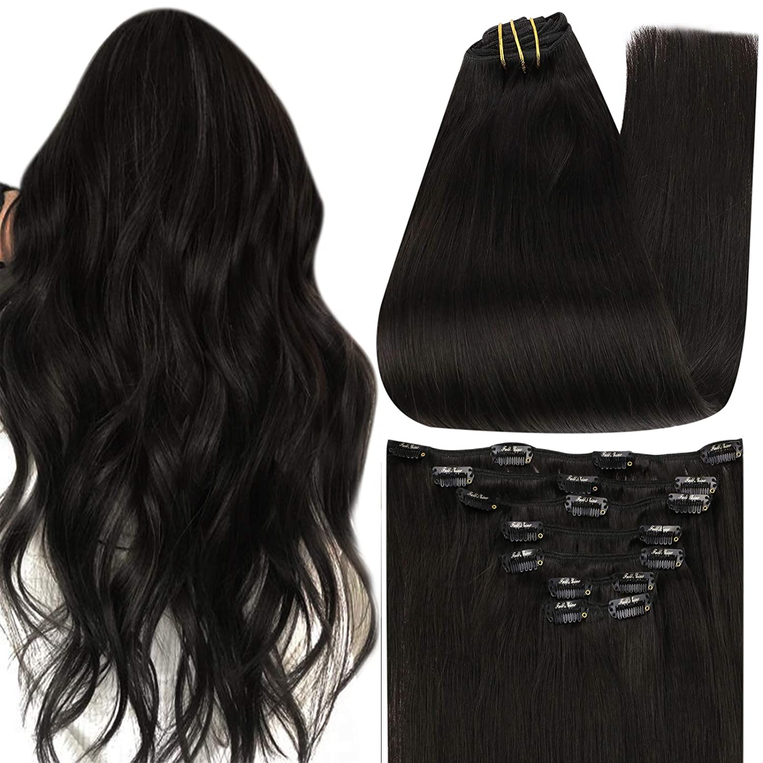 Hair Extensions for immediate volume and length to any hair type