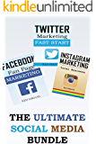 The Ultimate Social Media Bundle: 3X Your Business Through The Power of Facebook, Twitter and Instagram (English Edition)