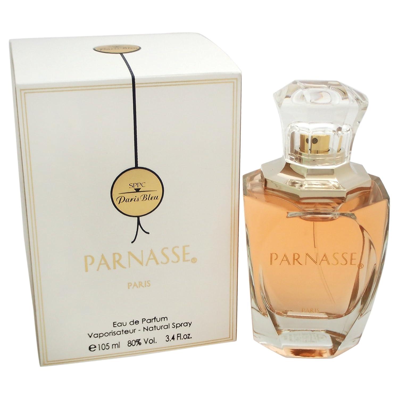 Paris Bleu Parnasse EDP Spray for Women, 3.4 Ounce by Paris Bleu 3442151059860