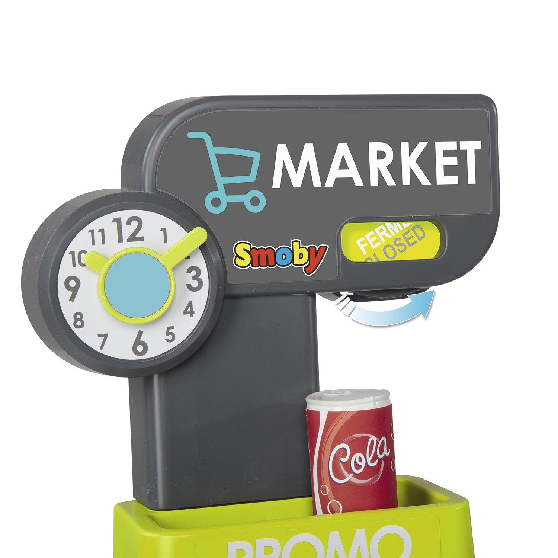 Supermercado urbano Fresh City Market (Smoby 350218): Amazon.es ...