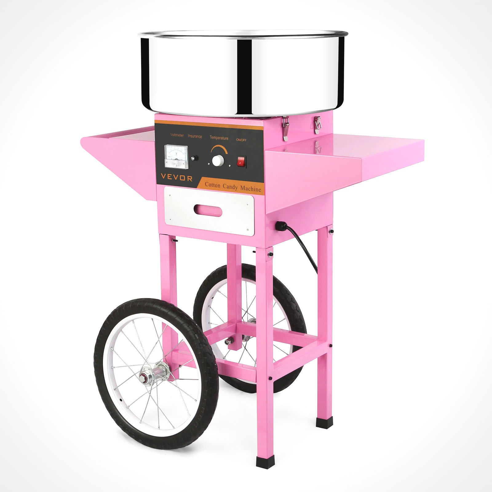 Forkwin Cotton Candy Machine (Pink)